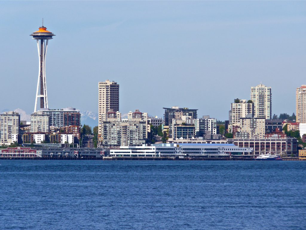 We are located in Seattle, Washington 98014